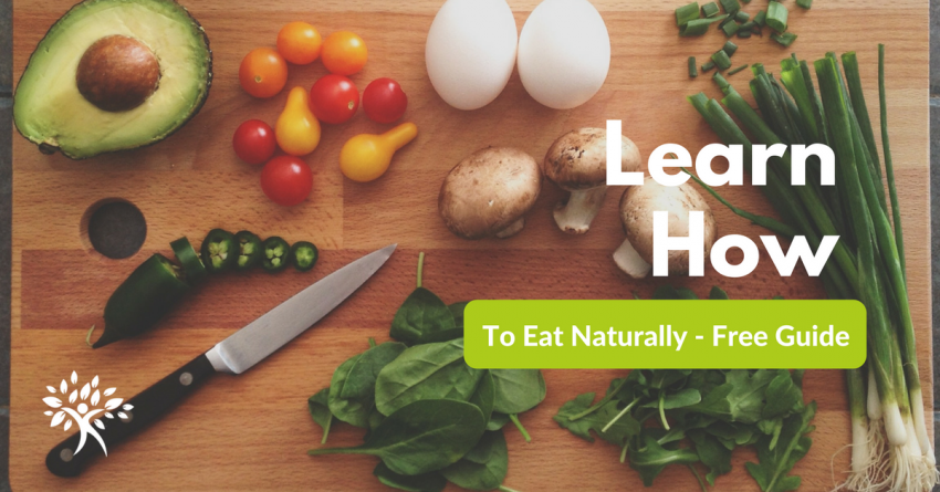 Subscribe for our natural meal planner & more