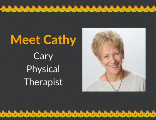 Meet Cathy Busby: Cary Physical Therapist