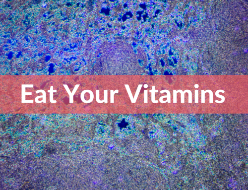 Vitamins & Minerals: Overcome Deficiencies with Food